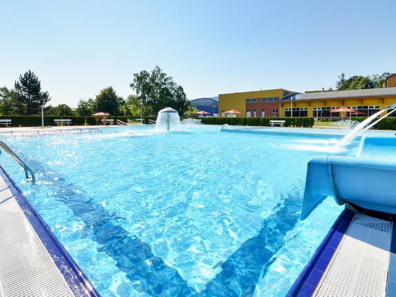 Rekreační bazén